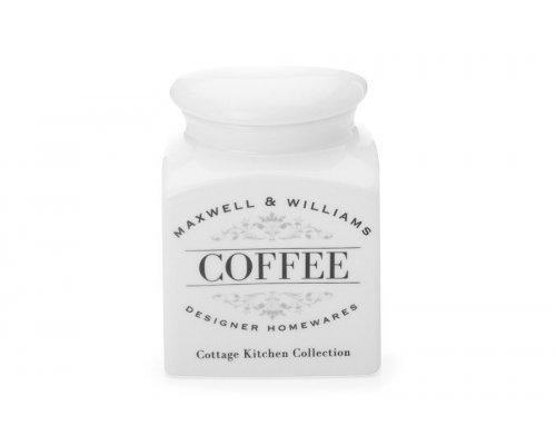 Банка для сыпучих продуктов (кофе) Cottage Kitchen Maxwell & Williams в подарочной упаковке