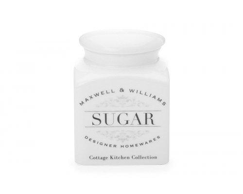 Банка для сыпучих продуктов (сахар) Cottage Kitchen Maxwell & Williams в подарочной упаковке