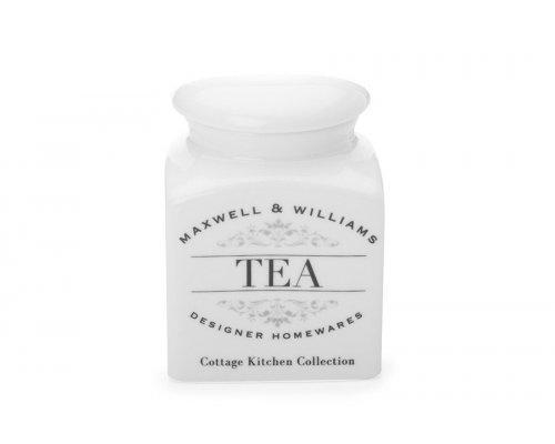 Банка для сыпучих продуктов (чай) Cottage Kitchen Maxwell & Williams в подарочной упаковке