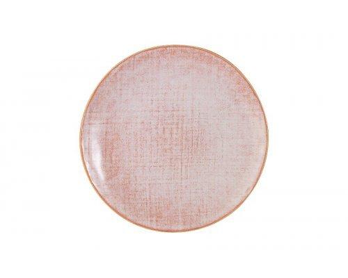 Тарелка закусочная Canvas Red Home & Style в индивидуальной упаковке