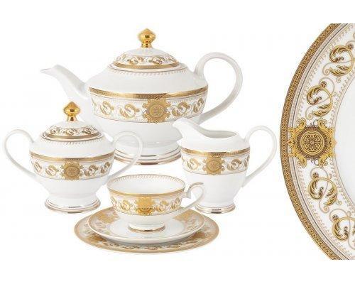 Чайный сервиз Эрмитаж Midori 23 предмета на 6 персон