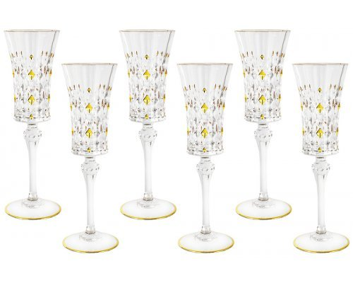 Набор из 6 бокалов для шампанского Флоренция Same