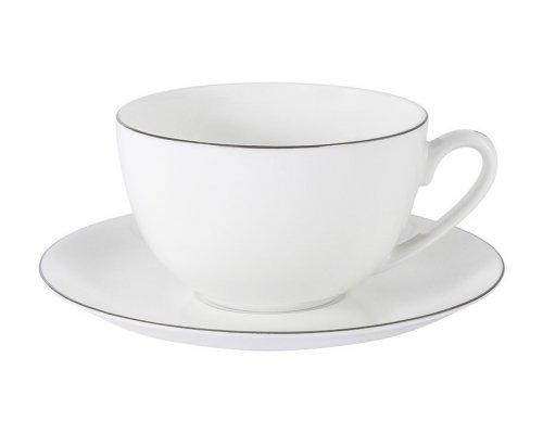 Чашка с блюдцем Арктика в подарочной упаковке 0,25 л