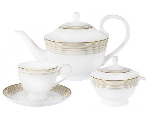 Чайный набор 14 предметов Ричмонд Anna Lafarg Emily