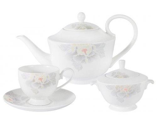 Чайный набор 14 предметов Флоранс Anna Lafarg Emily