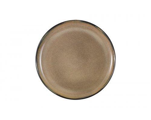 Тарелка закусочная 21 см Copper Julia Vysotskaya в фирменной упаковке