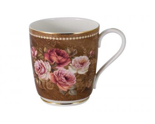 Кружка Английская роза Anna Lafarg Emily в подарочной упаковке