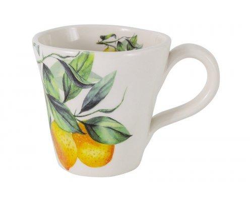Кружка Лимоны Julia Vysotskaya 0.4 л без индивидуальной упаковки