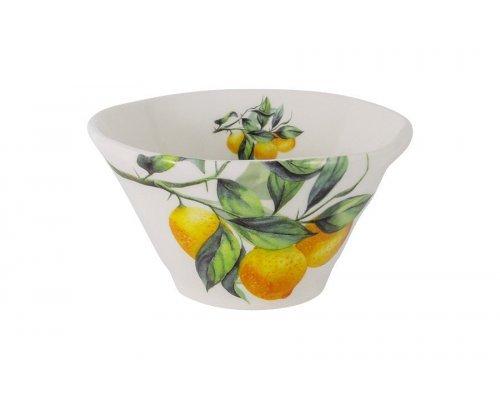 Салатник 16 см Лимоны Julia Vysotskaya без индивидуальной упаковки