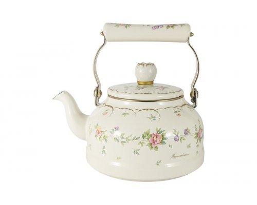 Чайник эмалированный 2.3л Воспоминание Ejiry