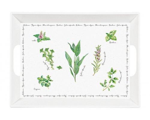 Поднос с ручками Herbarium Easy Life (R2S) без индивидуальной упаковки