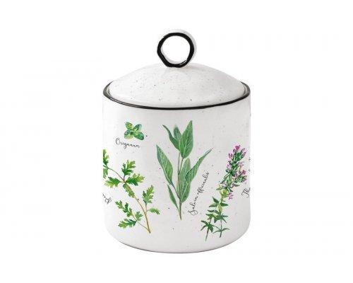 Банка для сыпучих продуктов Herbarium Easy Life (R2S) без индивидуальной упаковки