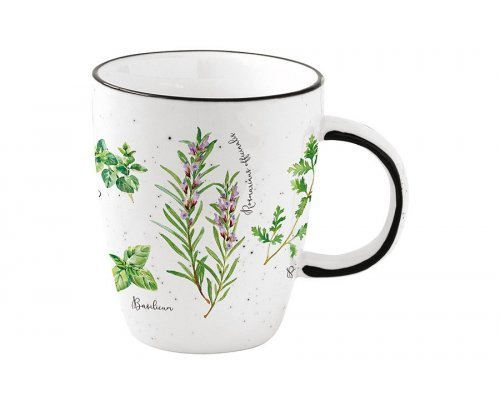 Кружка Herbarium Easy Life (R2S) 0.35 л в подарочной упаковке