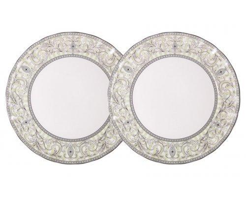 Набор из 2 десертных тарелок 20 см Жозефина Colombo