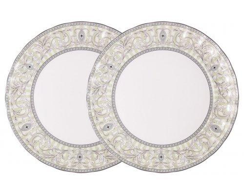 Набор из 2-х обеденных тарелок Жозефина Colombo 26 см
