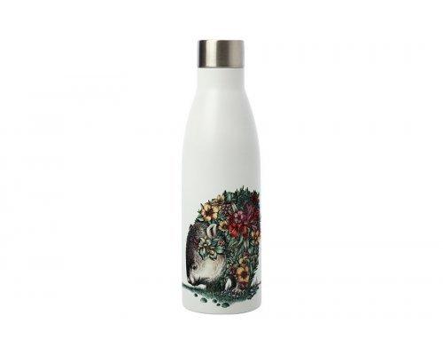 Термос-бутылка вакуумная цветной Вомбат, 0,5 л