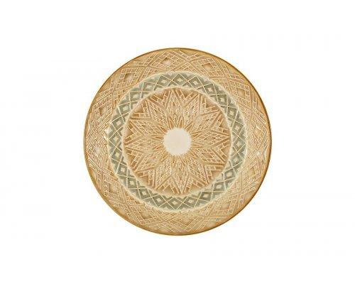 Закусочная тарелка Дамаск Home Style 21,5 см