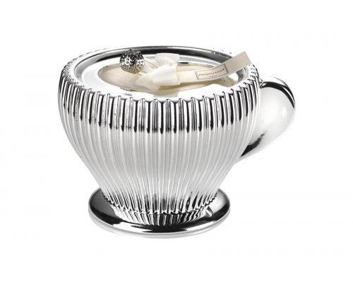 Свеча декоративная Capuccino белая