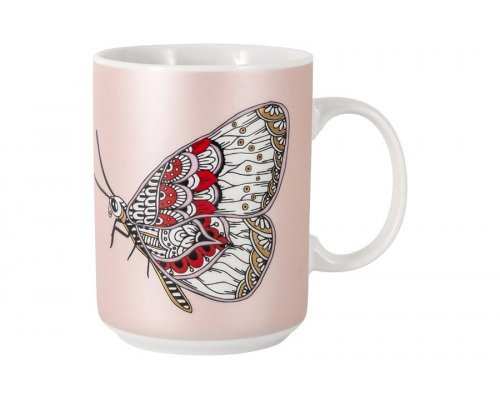 Кружка Бабочка, 0,4 л