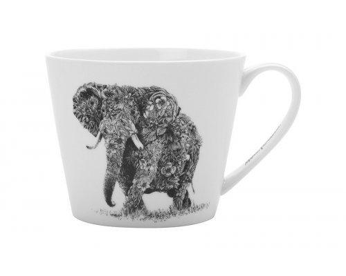 Кружка Африканский слон Maxwell & Williams 0,45 л
