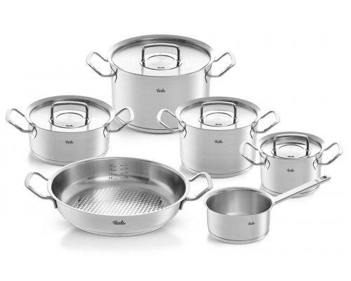 Набор посуды Pure-profi collection Fissler 6 предметов