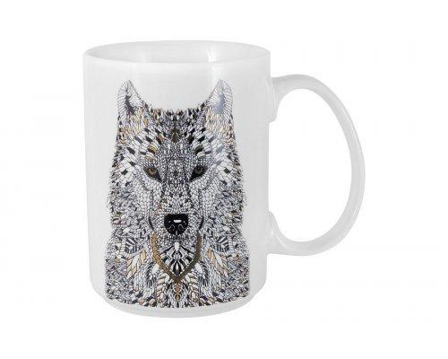 Кружка Волк, 0,5 л