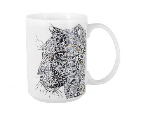 Кружка Леопард, 0,5 л