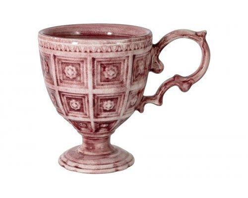 Кружка Augusta розовая Matceramica 0,35 л