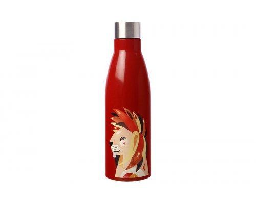 Термос-бутылка вакуумная Лев, 0,5 л