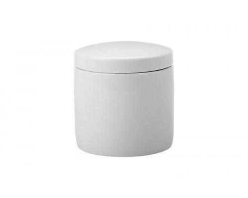 Банка для сыпучих продуктов Эпикур Maxwell & Williams белая 0,6 л