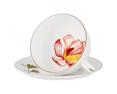 Чашка с блюдцем Magnolia Anna Lafarg Emily 0,25 л