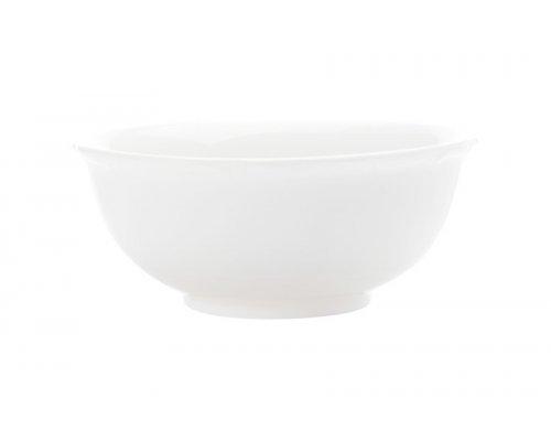 Белый фарфоровый салатник Florence, 12,5 см, 0,3 л
