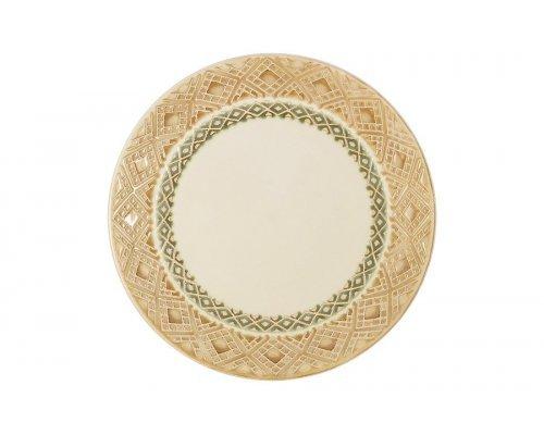 Обеденная тарелка Дамаск Home Style 28 см