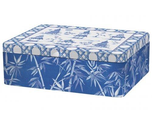 Коробка для чайных пакетиков Пагода Easy Life 20,5х16х7 см