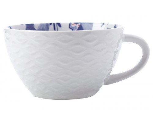 Суповая чашка Alhambra, синяя, 13 см, 0,54 л