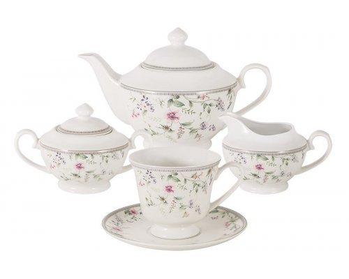 Чайный сервиз Лада Anna Lafarg Primavera на 6 персон 15 предметов