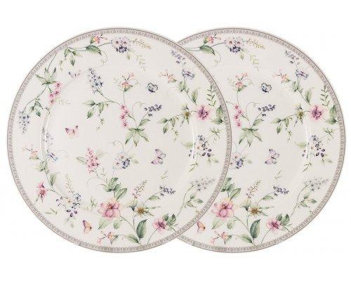 Набор обеденных тарелок Лада Anna Lafarg Primavera 27 см 2 шт