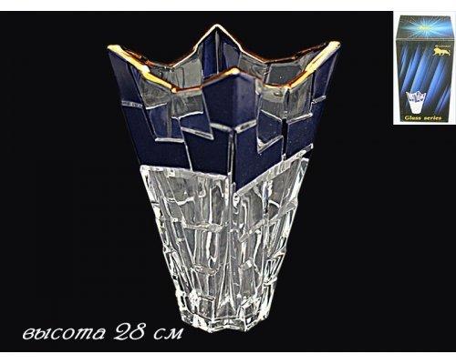 Ваза 28см Lenardi Iceberg в подарочной упаковке