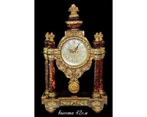 Часы Lenardi настольные 42см.