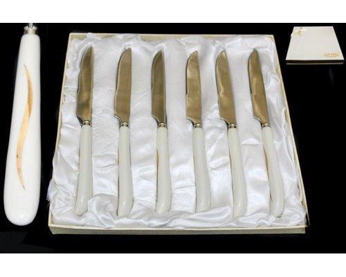Набор из 6 ножей Lenardi Анхелика в подарочной упаковке