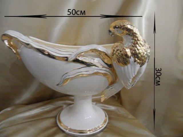 Декоративная ваза Lenardi Фарфор