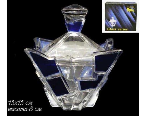 Сахарница Lenardi Iceberg в подарочной упаковке Стекло