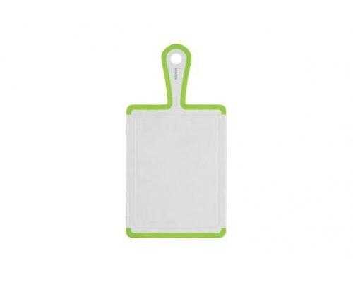 Пластиковая разделочная доска, 35 × 18 см NADOBA серия OKTAVIA