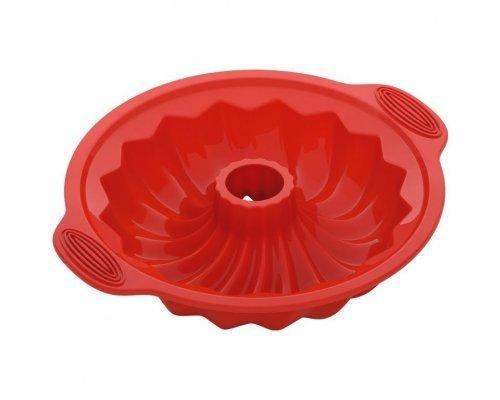 Форма для круглого кекса, силиконовая, 29,5x25,5x6,2 см NADOBA серия MÍLA