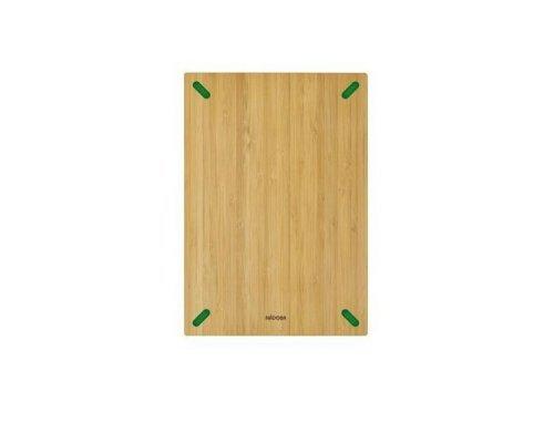Разделочная доска из бамбука, 33 × 23 см NADOBA серия STANA