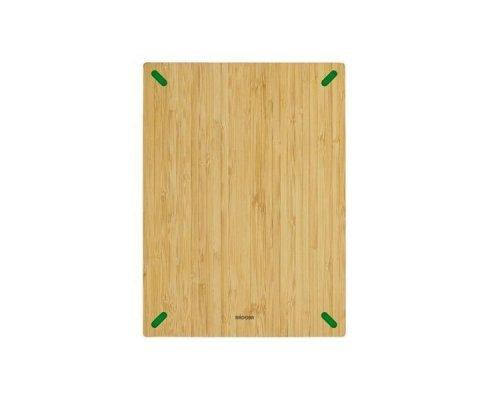 Разделочная доска из бамбука, 38 × 28 см NADOBA серия STANA