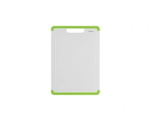 Пластиковая разделочная доска, 29 × 20,5 см NADOBA серия OKTAVIA