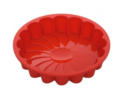 Форма для выпечки в виде цветка, силиконовая, 23x23x4,5 см NADOBA серия MÍLA