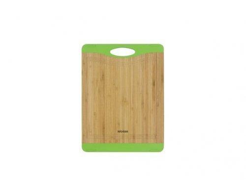 Разделочная доска из бамбука, 27 × 20 см NADOBA серия KRASAVA