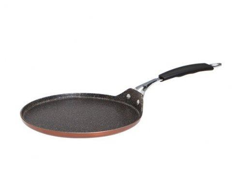 Сковорода блинная с антипригарным покрытием, 25 см NADOBA серия MEDENA
